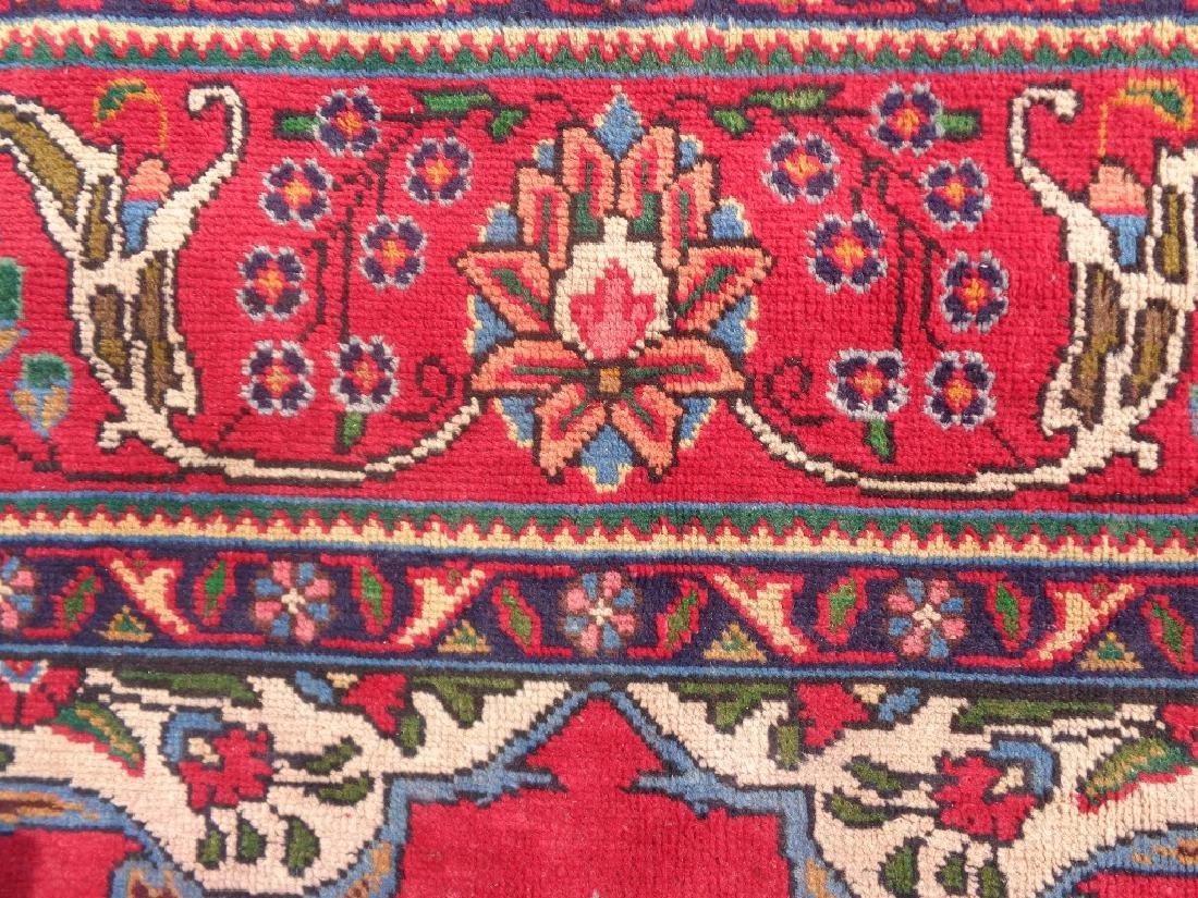 Persian Tabriz Rug 12.9x9.6 - 6