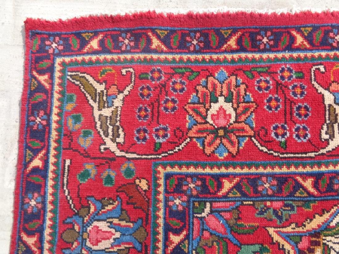 Persian Tabriz Rug 12.9x9.6 - 7