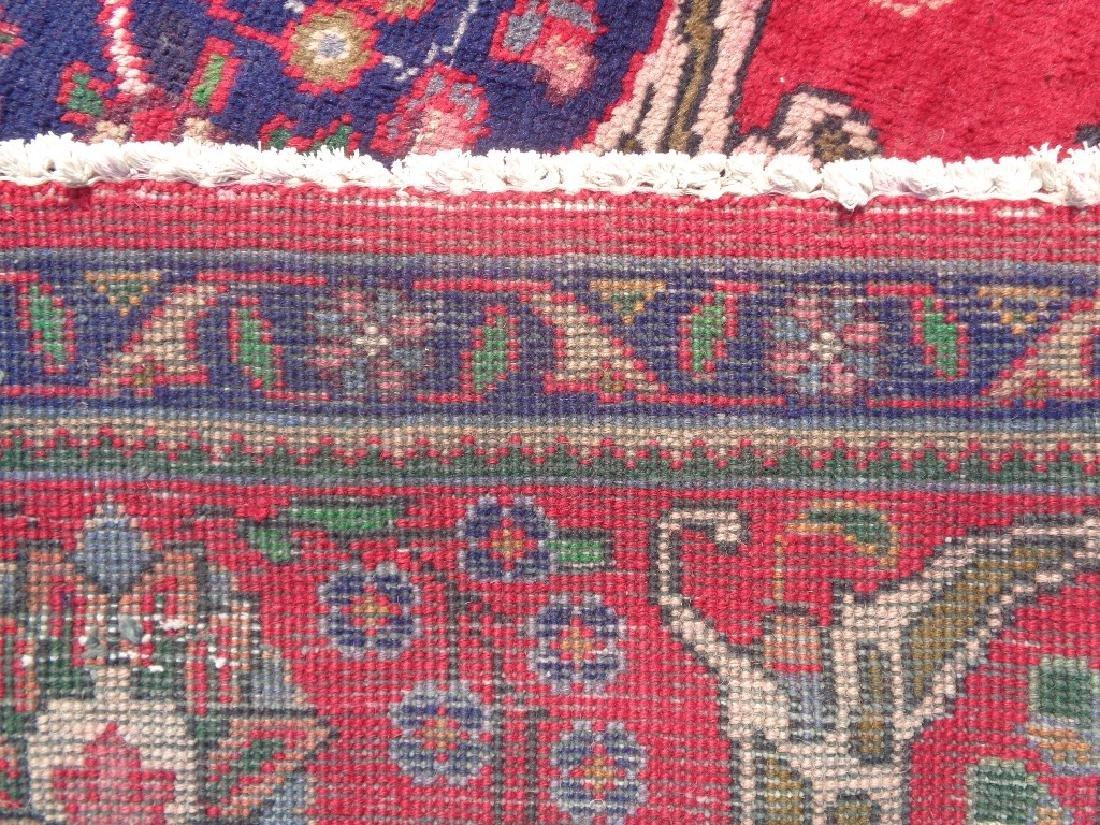 Persian Tabriz Rug 12.9x9.6 - 8