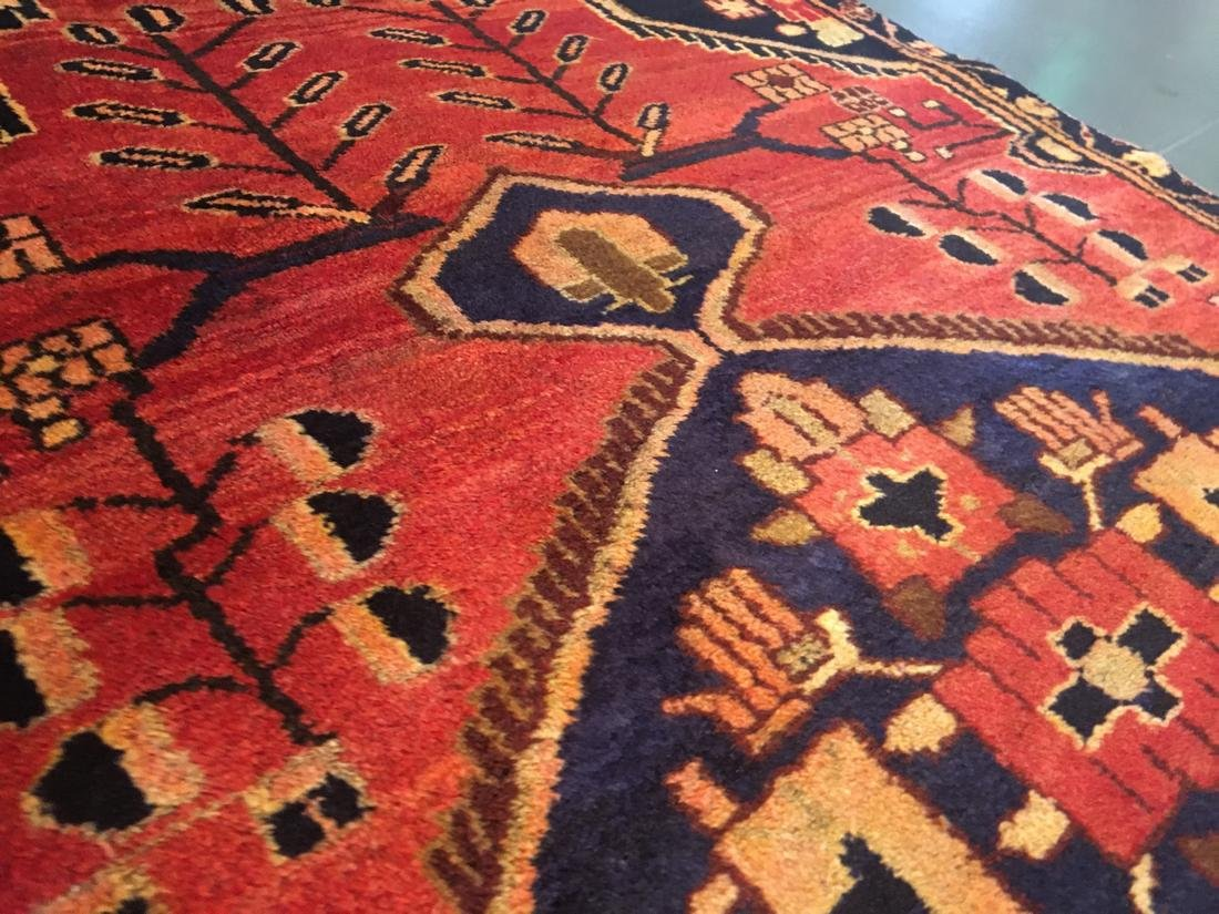 Persian Tabriz Hand Knotted Wool Rug 3'5x5'3 - 6