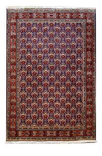Tabriz Carpet Iran Hand Knotted Persian Rug 7' x 10'