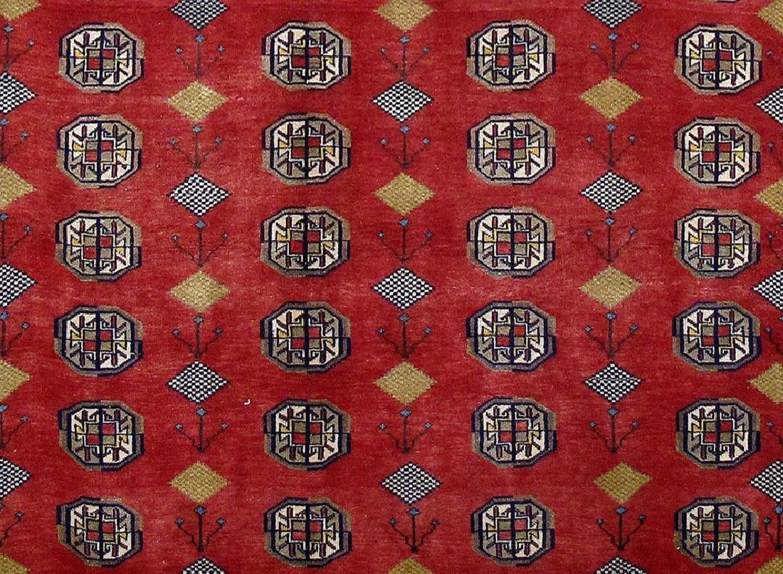 Turkoman Fine Decorative Rug Persian Wool Handmade 7x10 - 4