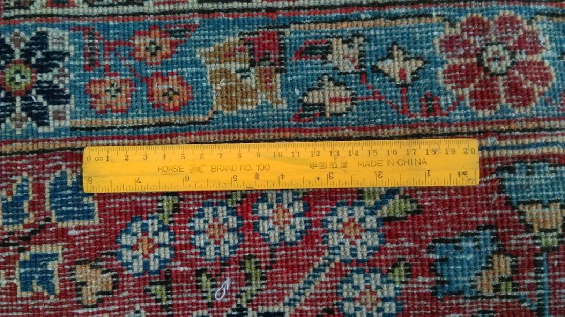 Handmade Persian Tabriz Khoy Carpet 10x13 - 6