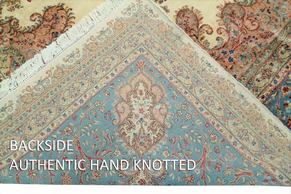 Persian Classic Kerman Rug Carpet 15x26 - 7