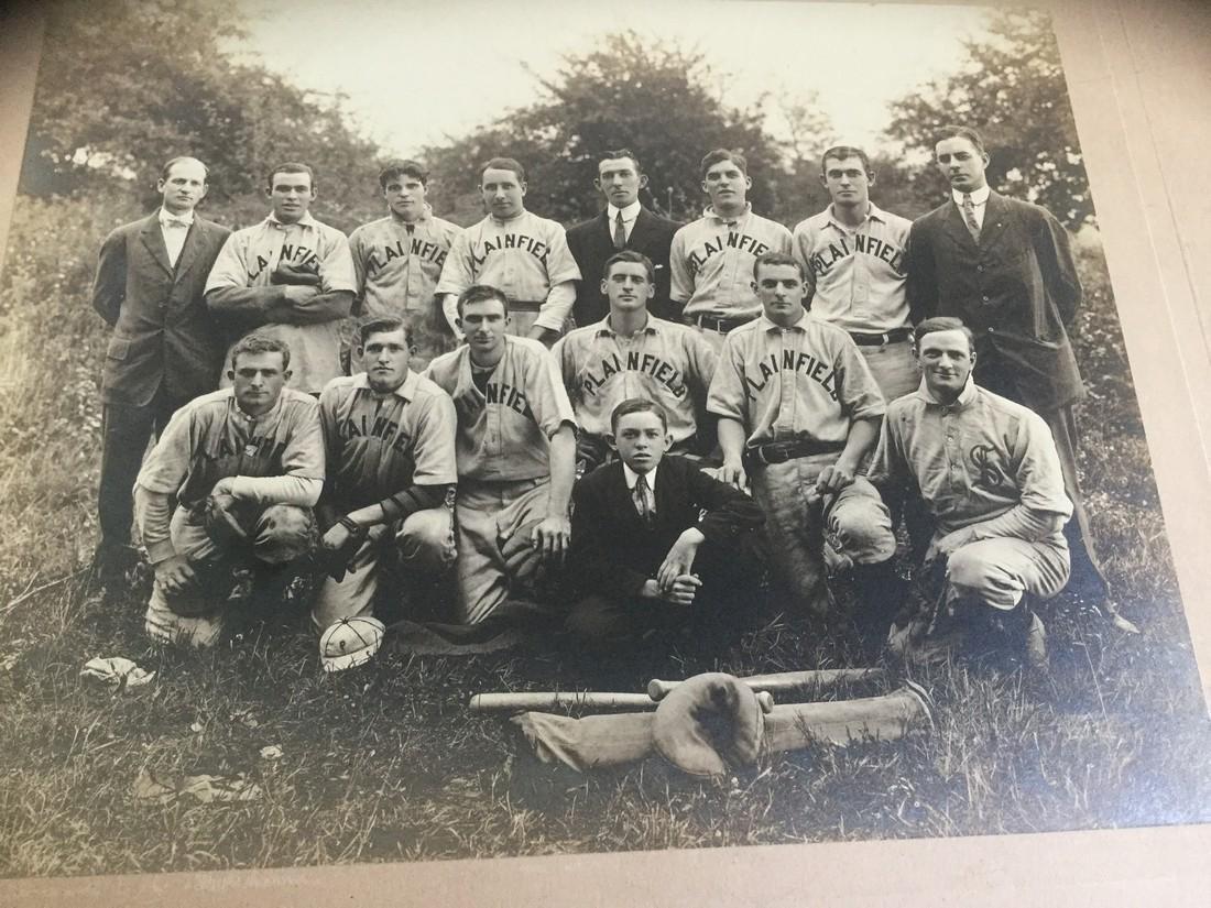 Antique Baseball Team Photo - 3