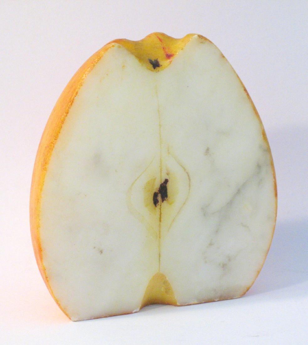 Vintage Stone Apple