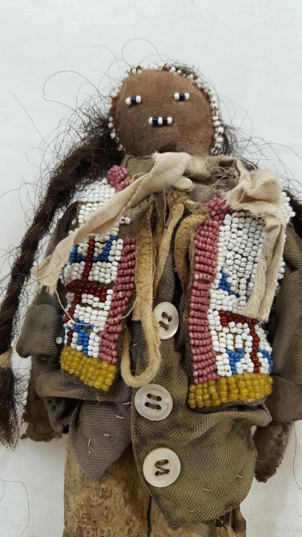 Plains Indian Doll - 2
