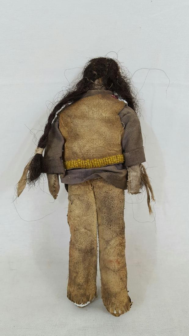Plains Indian Doll - 3