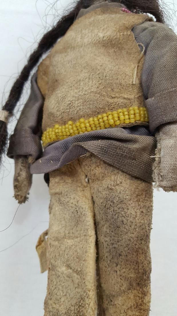 Plains Indian Doll - 5