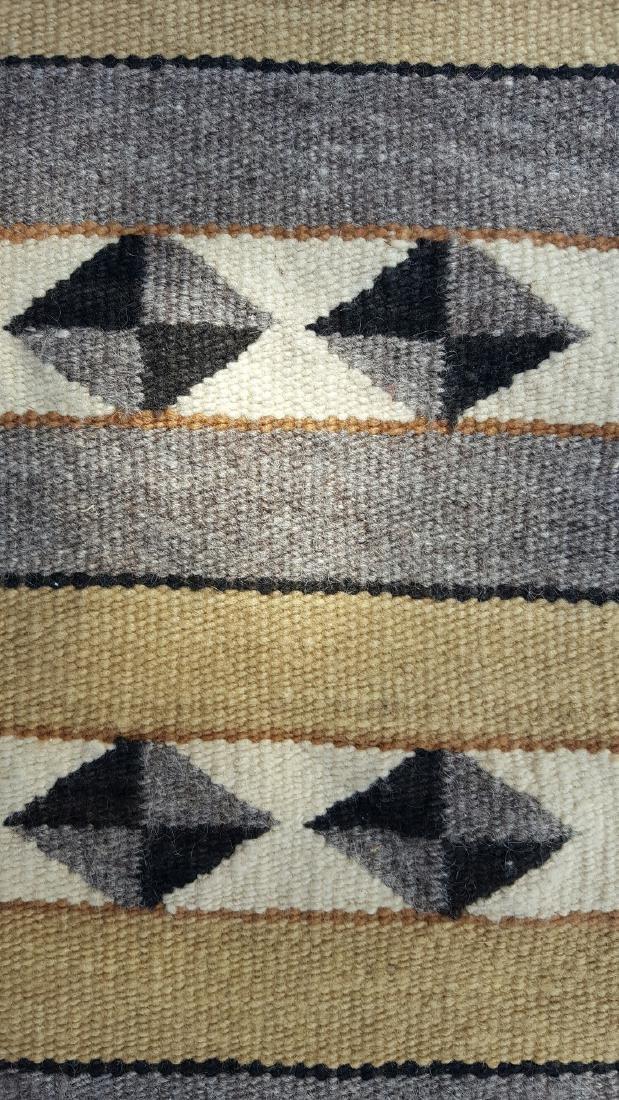 Navajo Woven Rug - 4