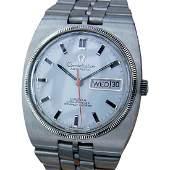 Omega Constellation Chronometer 18K White Gold Watch