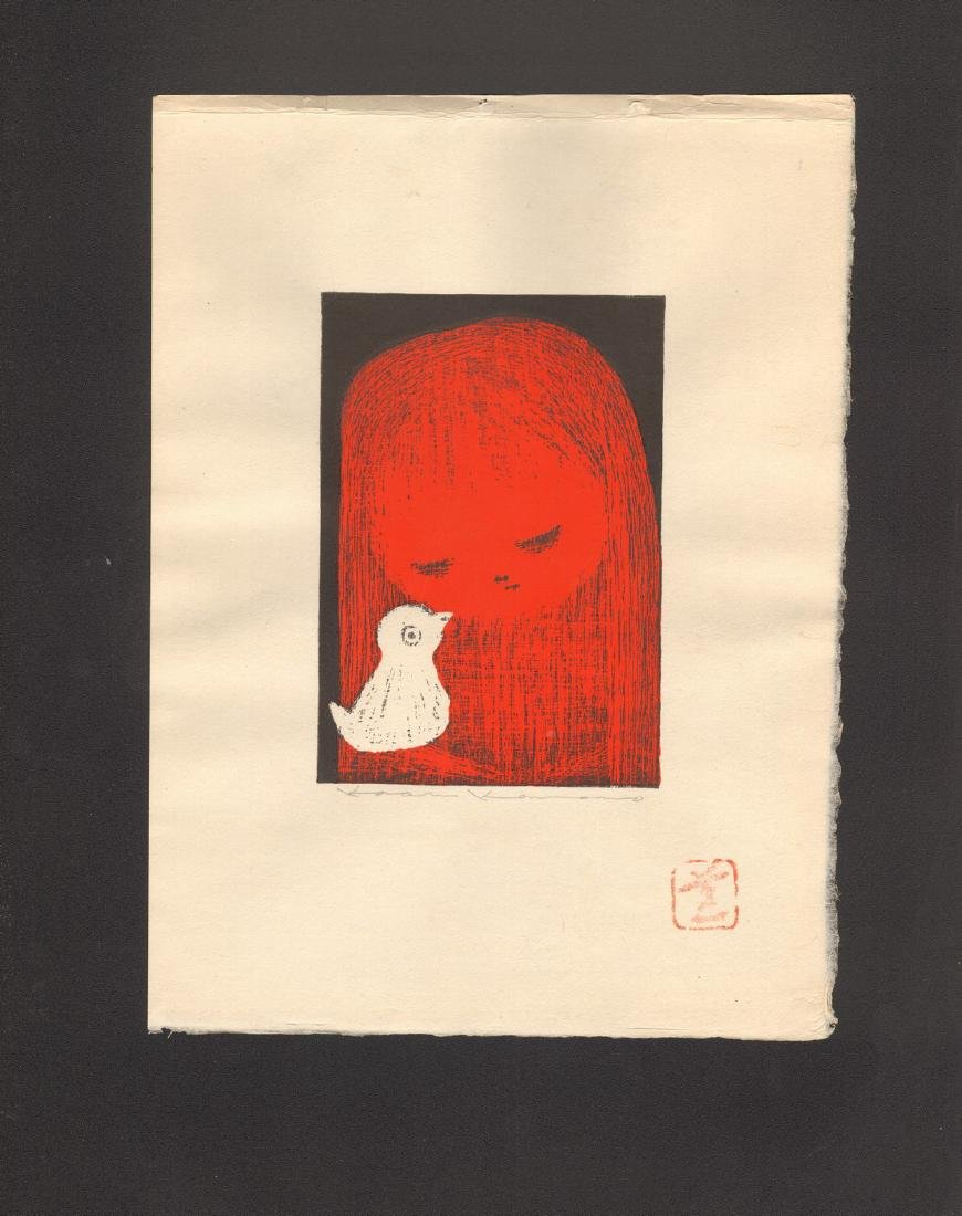 5 Kaoru Kawano Prints - 3