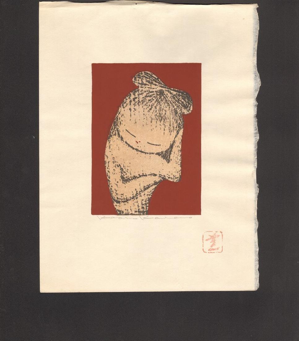 5 Kaoru Kawano Prints - 4