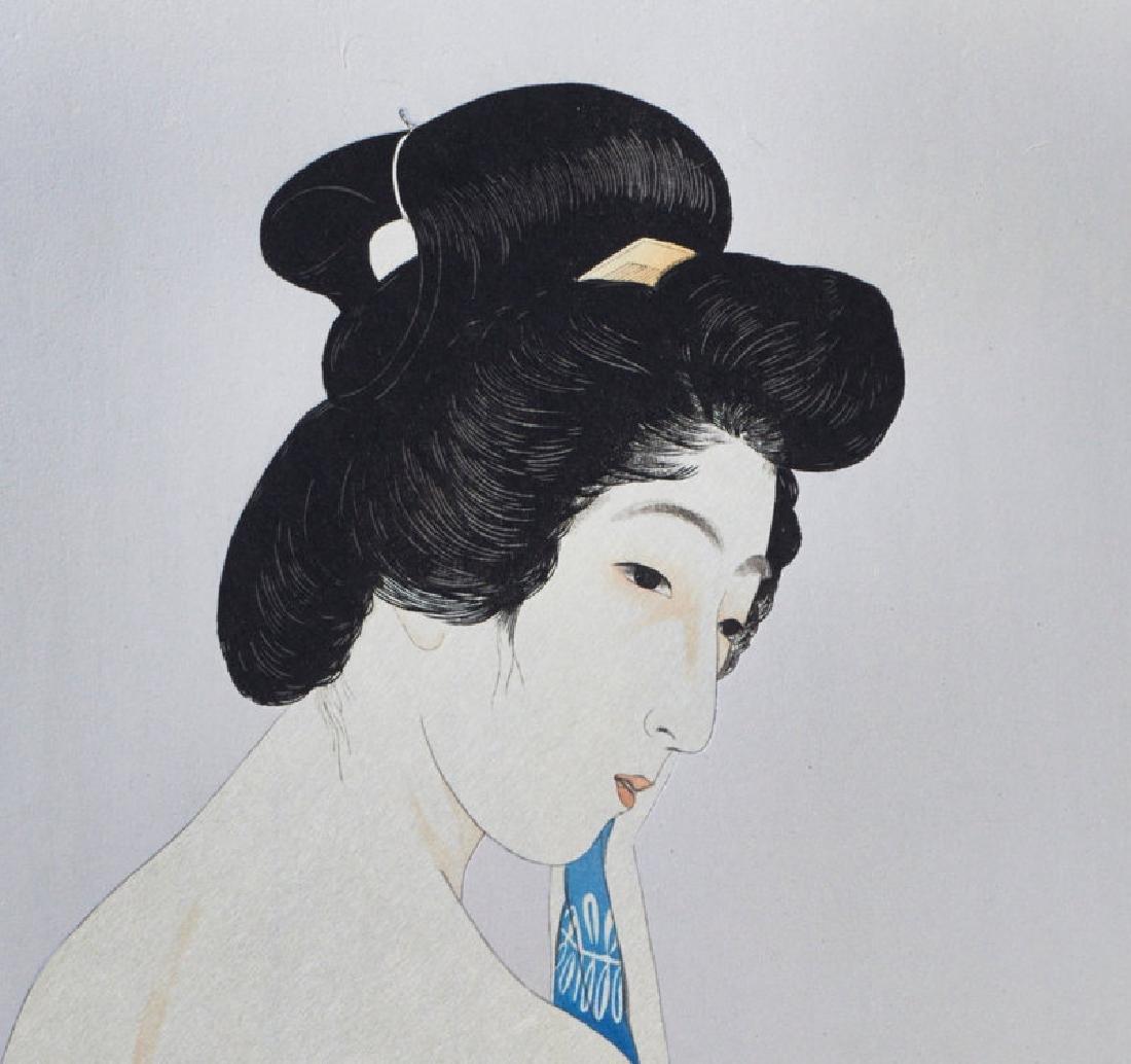 Goyo Hashiguchi: Woman After Bath - 2