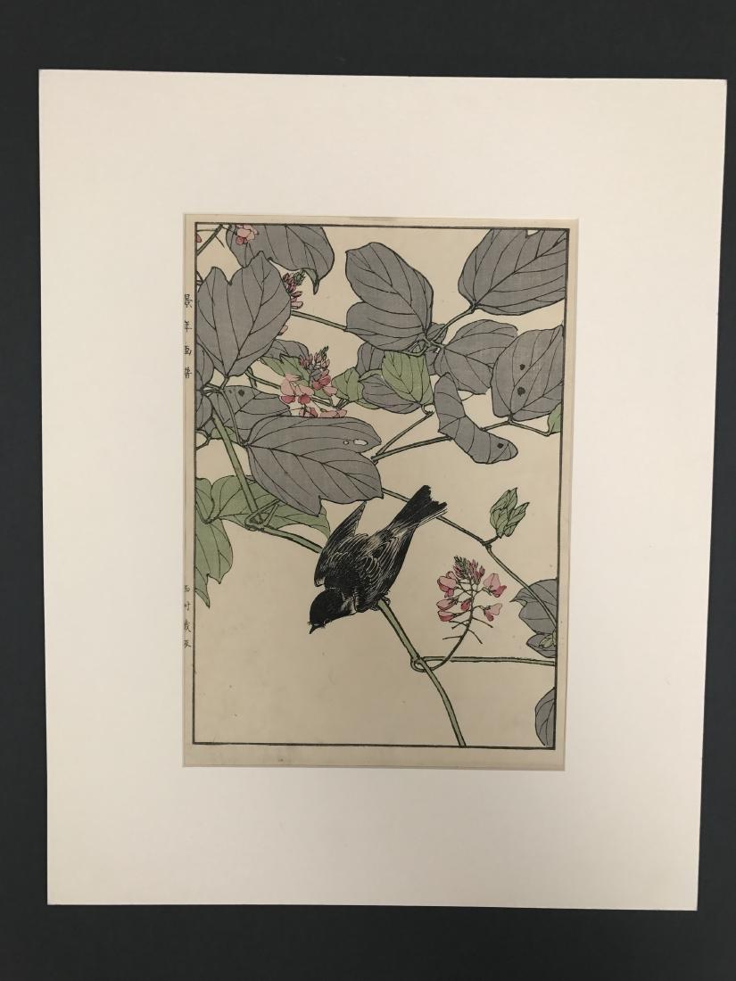 Imao Keinen: Blackbird from Autumn Album