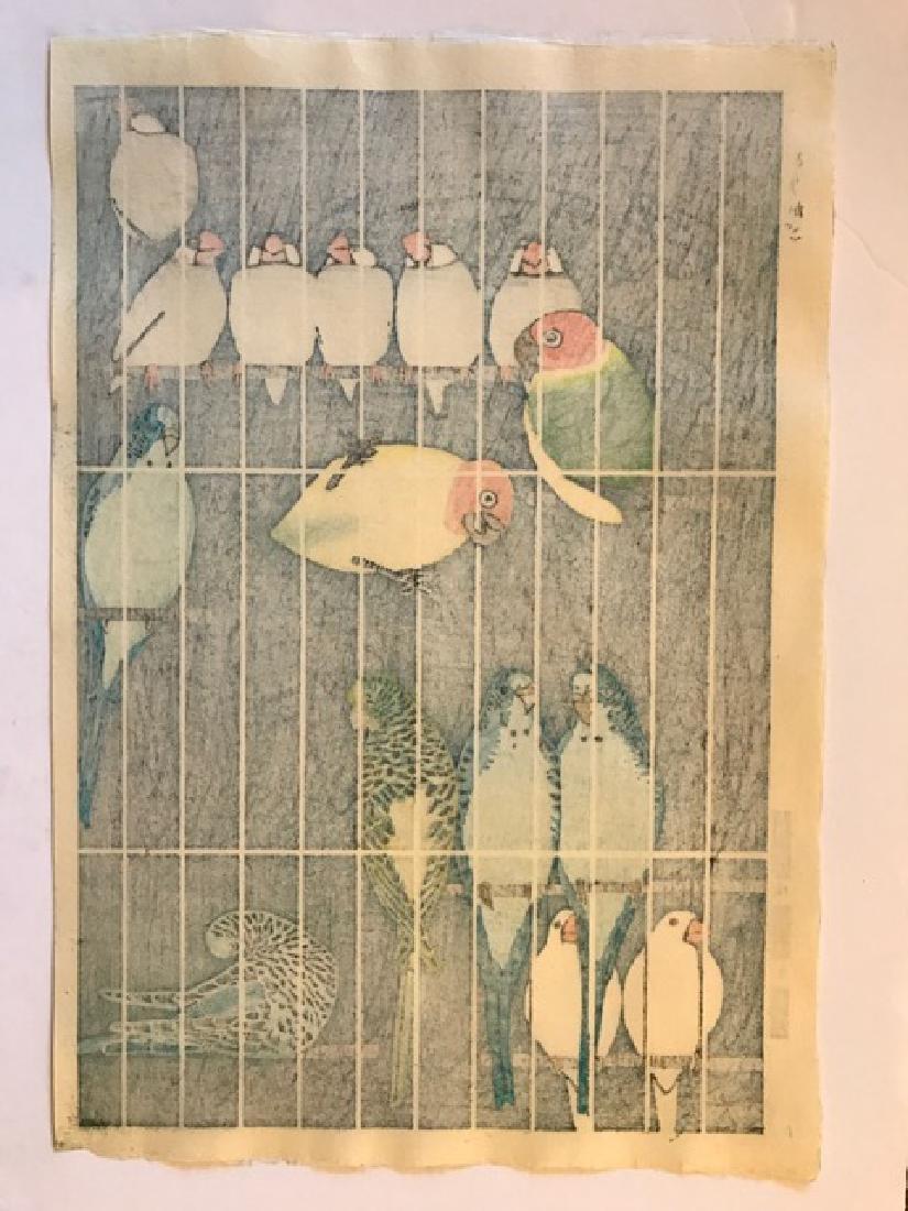 Shiro Kasamatsu: Birdcage - 5