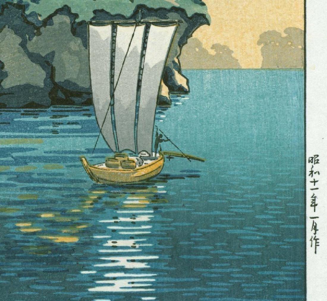 Tsuchiya Koitsu: Matsushima - 3