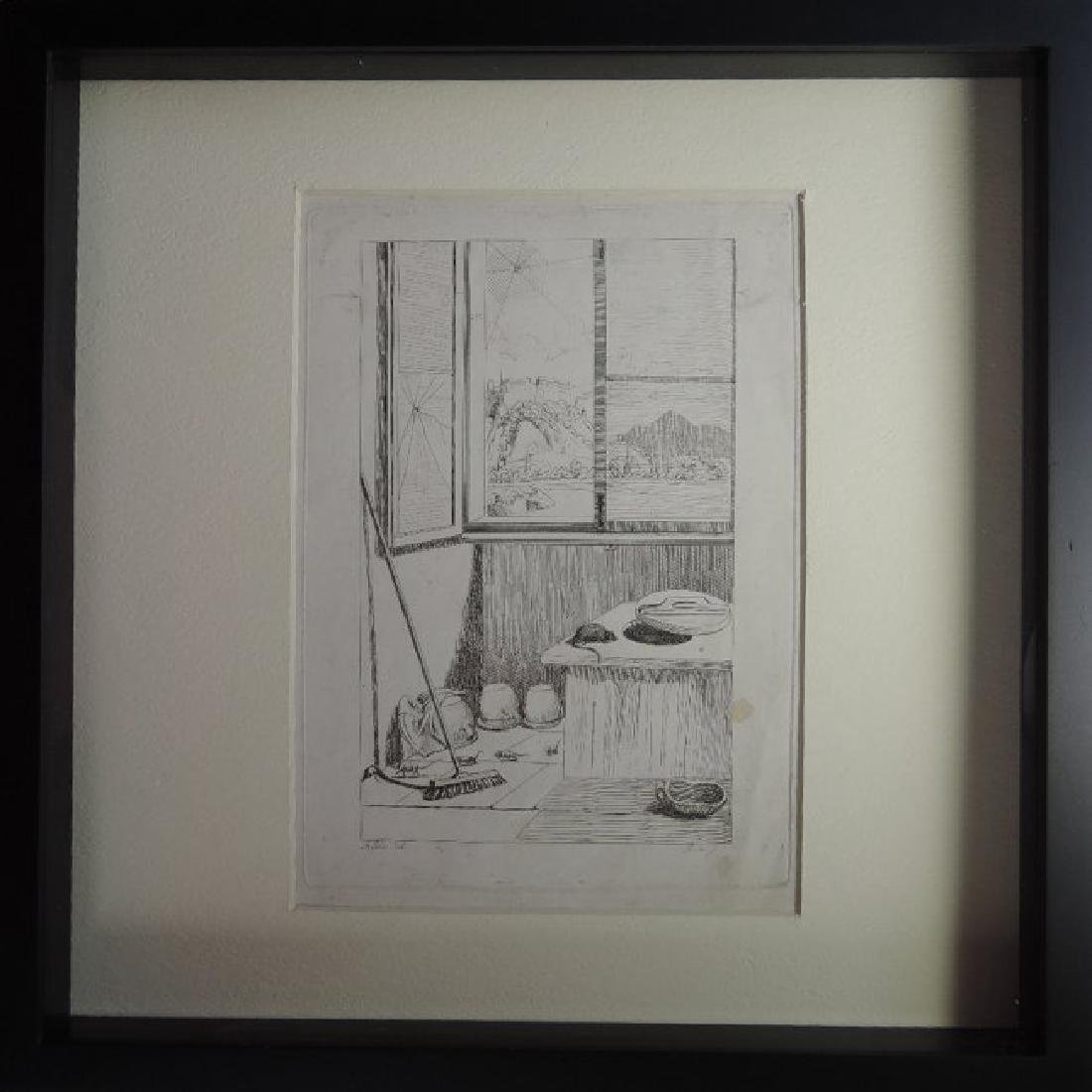 Three Old Master Etchings
