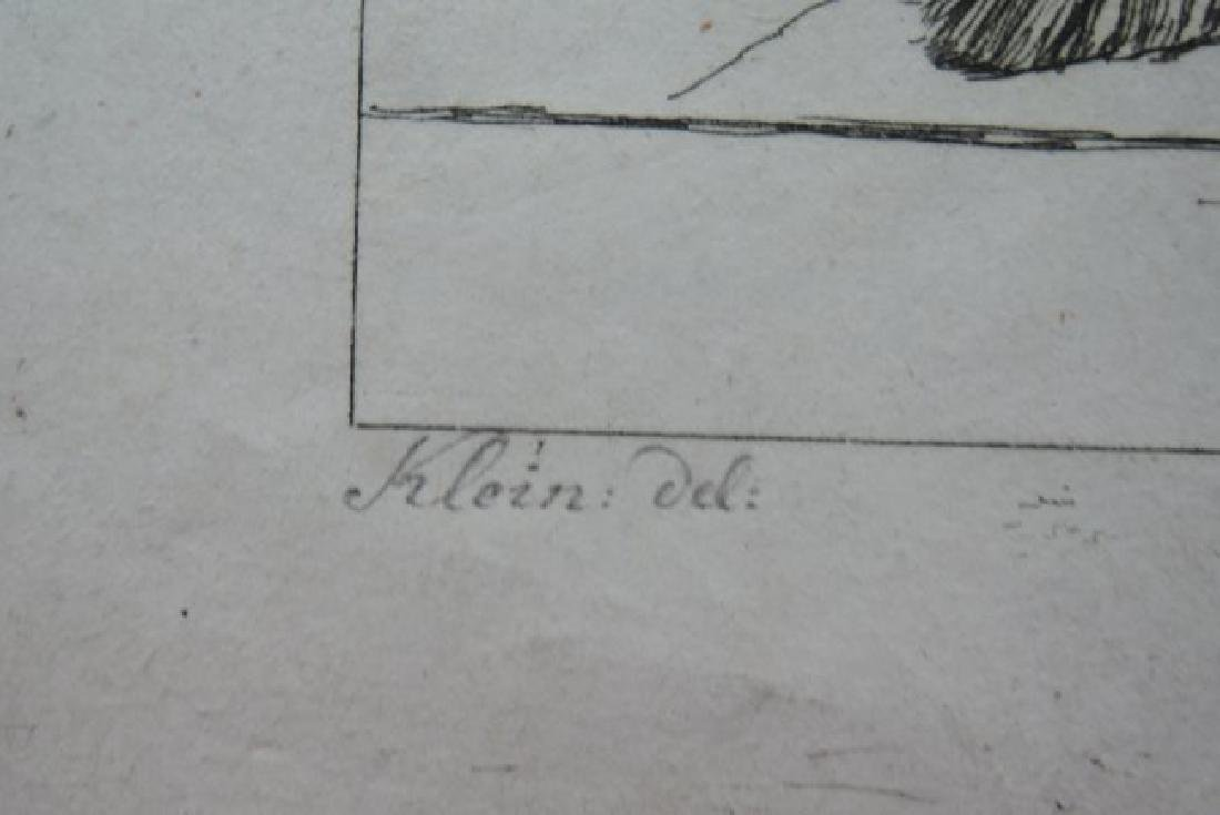 Three Old Master Etchings - 4