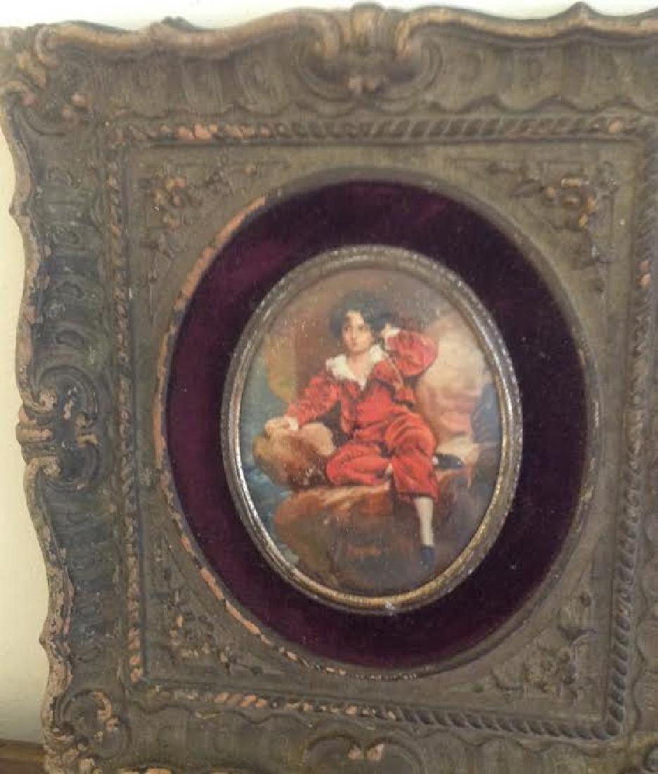 Master Lambton Red Boy by Sir Thomas Lawrence - 2