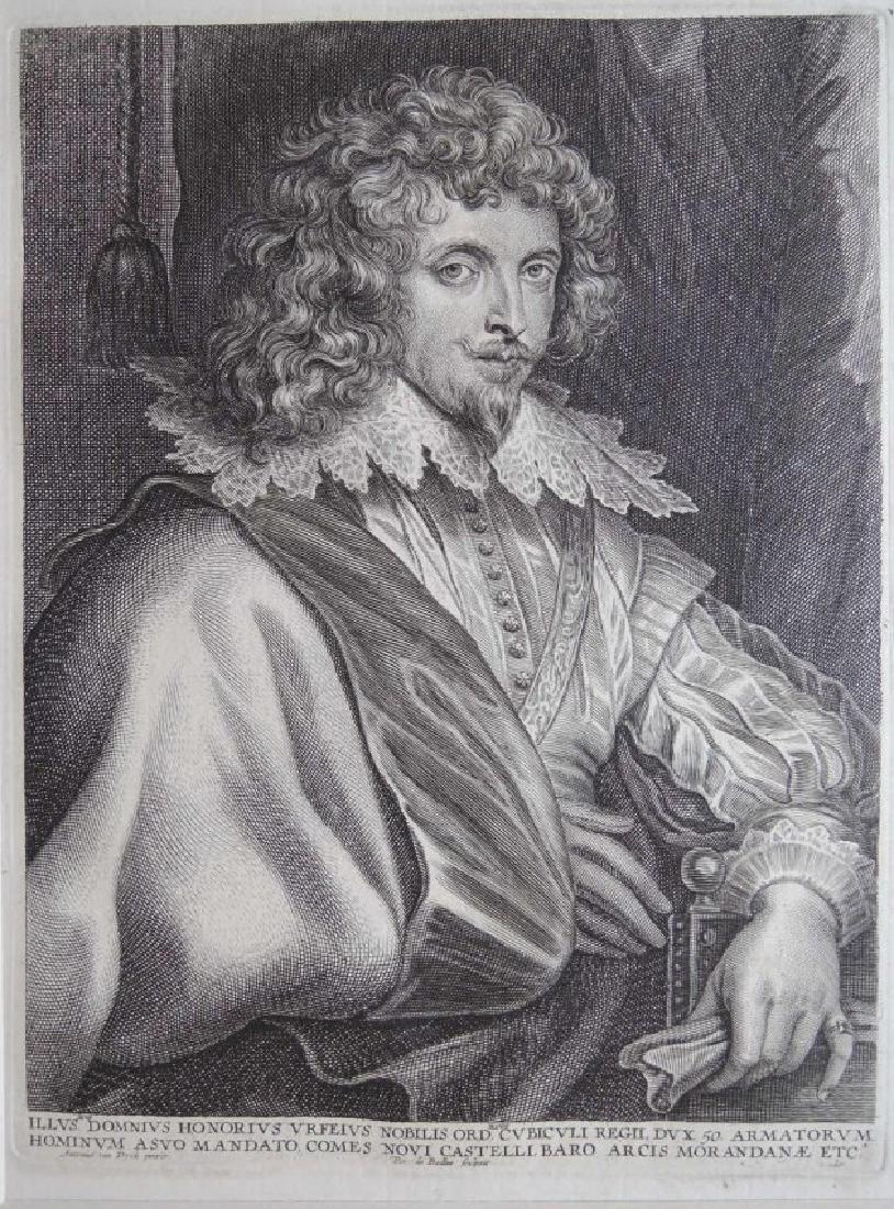 Anthony van Dyck (Flemish 1599-1641) - 2
