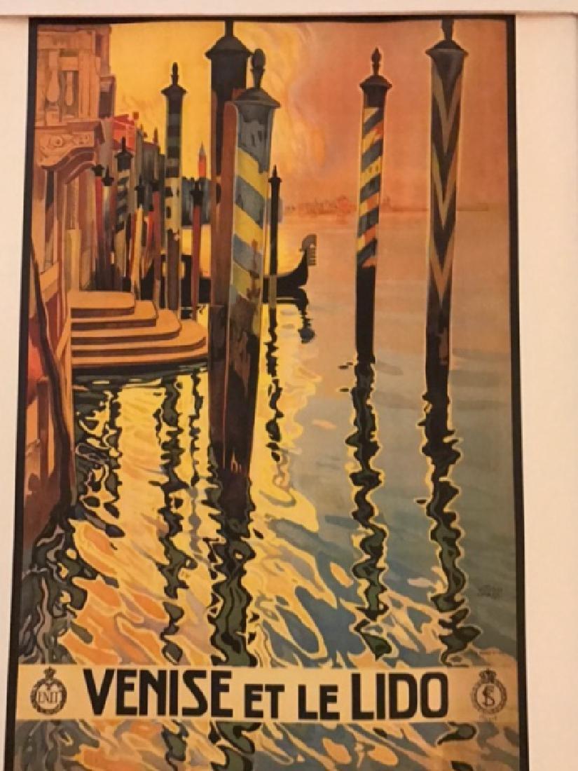 Venise Italy Print c.1920