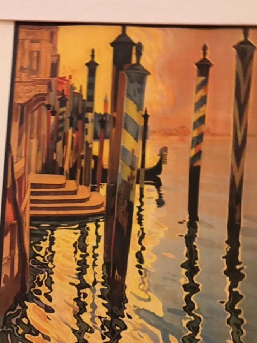 Venise Italy Print c.1920 - 5