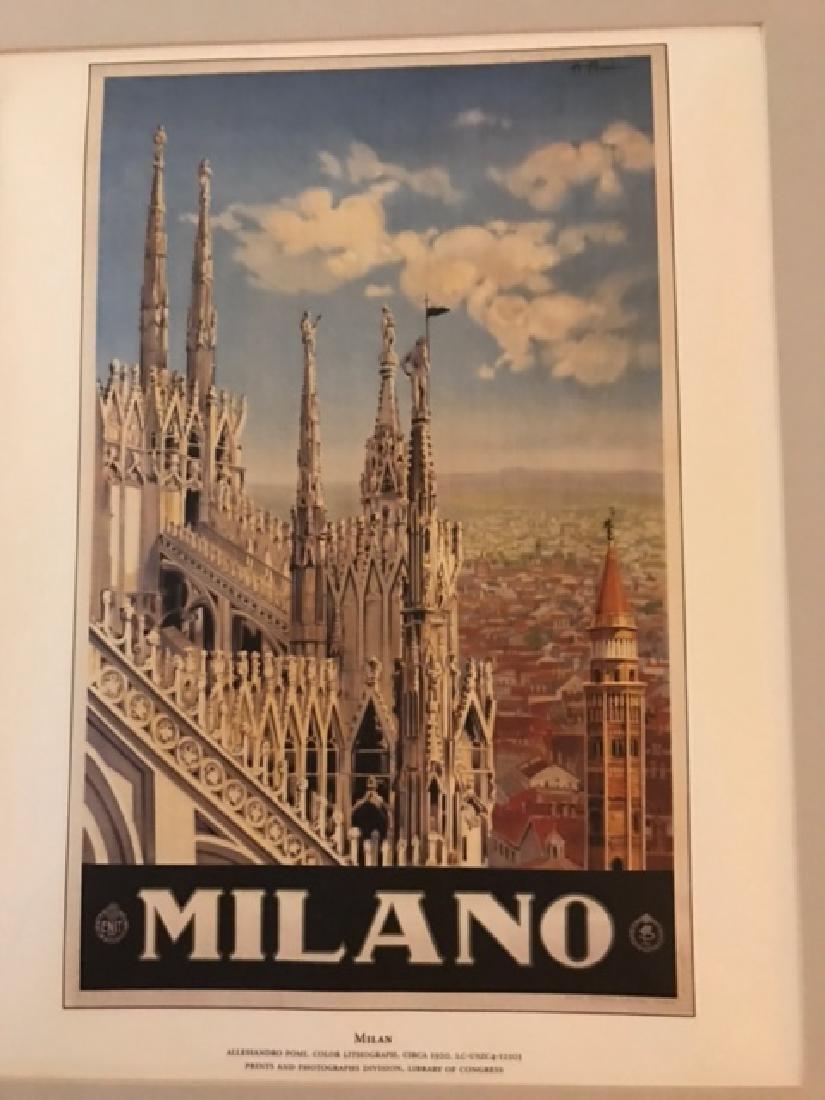 Milano Italy Print c.1920