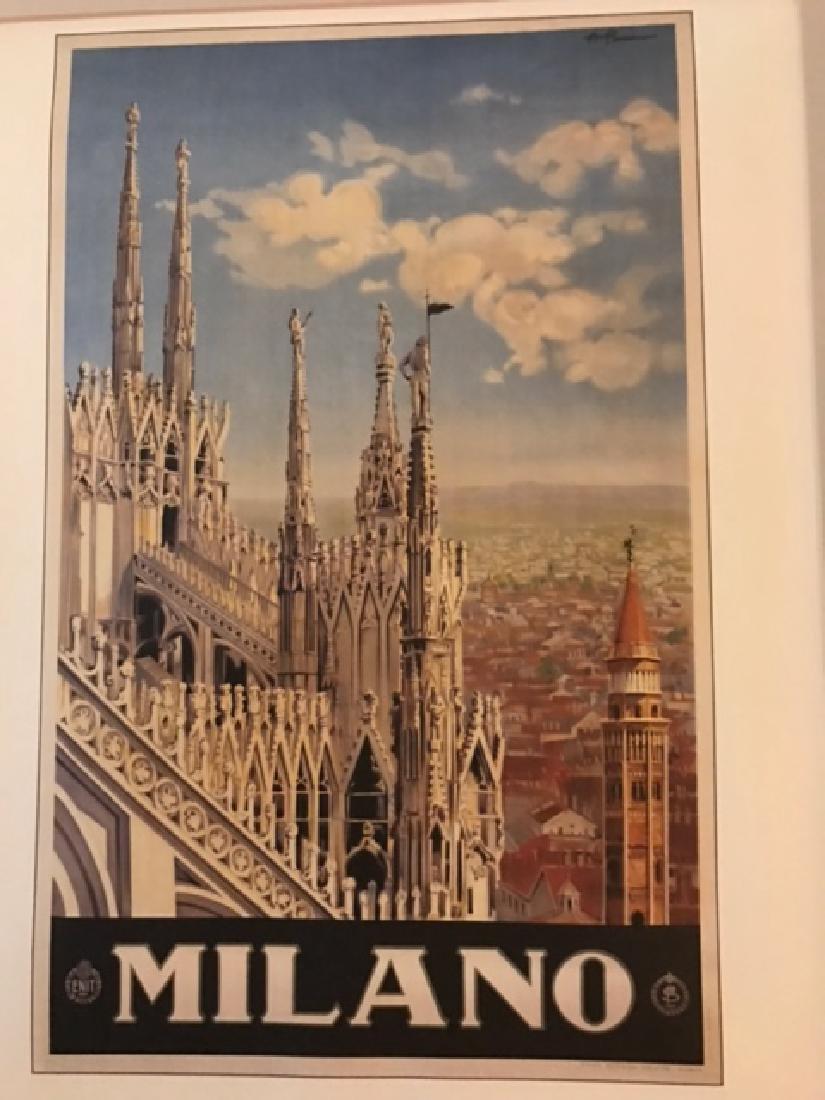 Milano Italy Print c.1920 - 7