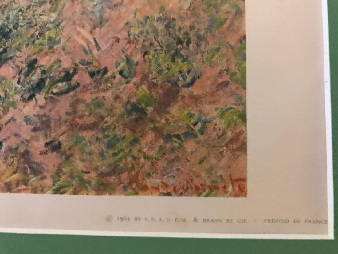 La Famme a L'Ombrelle by Claude Monet - 4