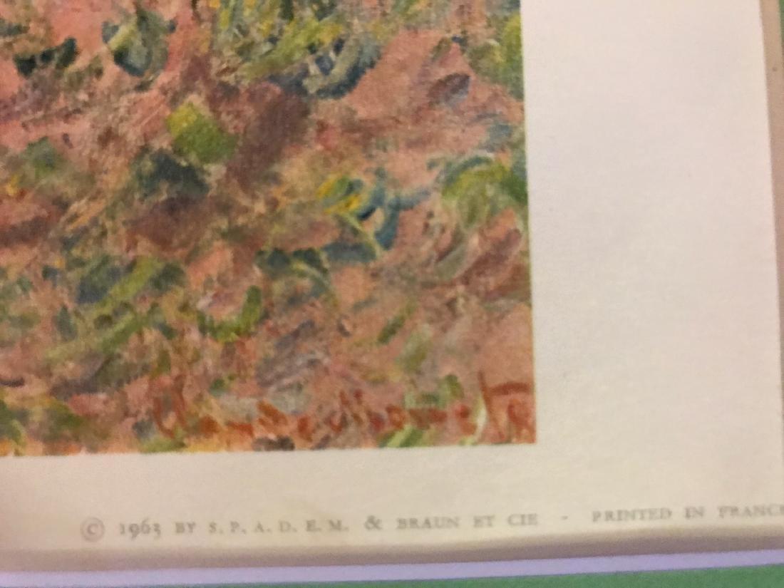La Famme a L'Ombrelle by Claude Monet - 9