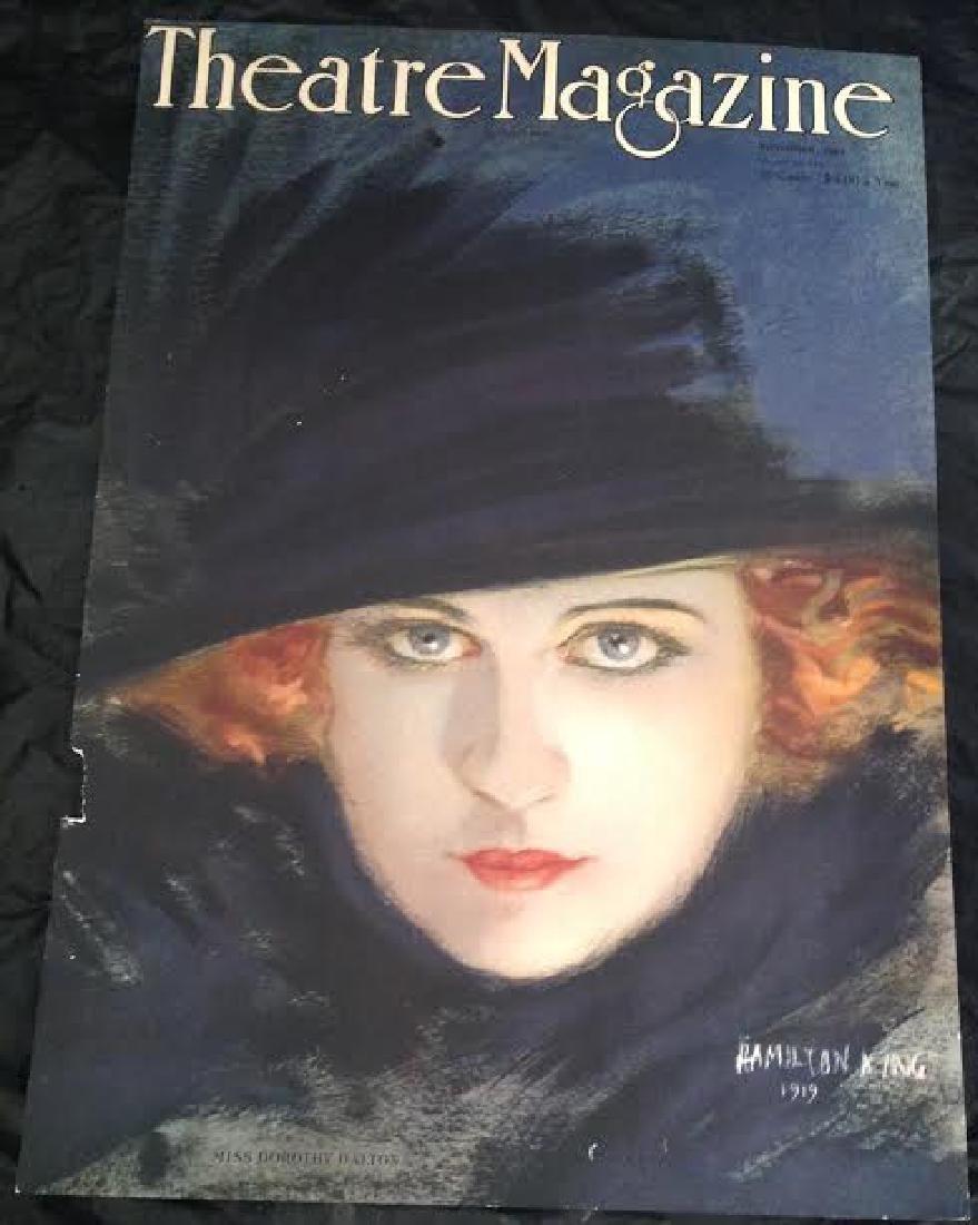 Original Dorothy Dalton Magazine Cover