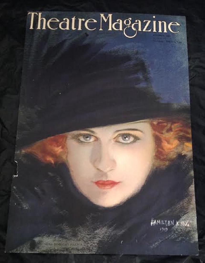 Original Dorothy Dalton Magazine Cover - 2