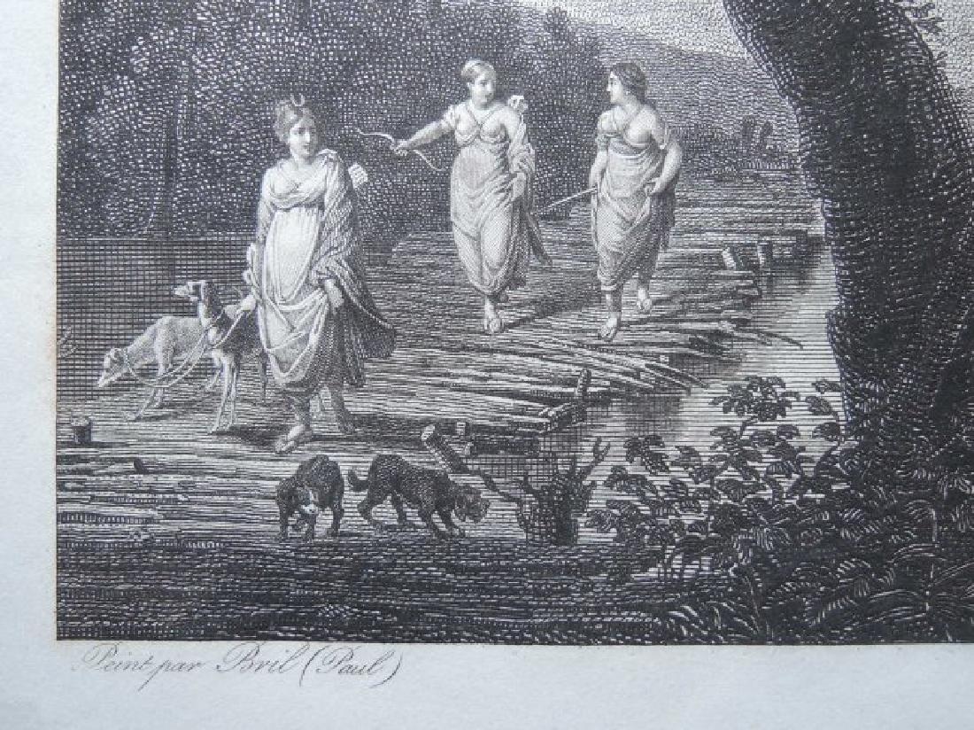 Paul Bril (Flemish 1554-1626) after - 3