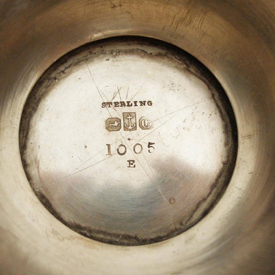 Gorham Sterling Silver Tazza - 10