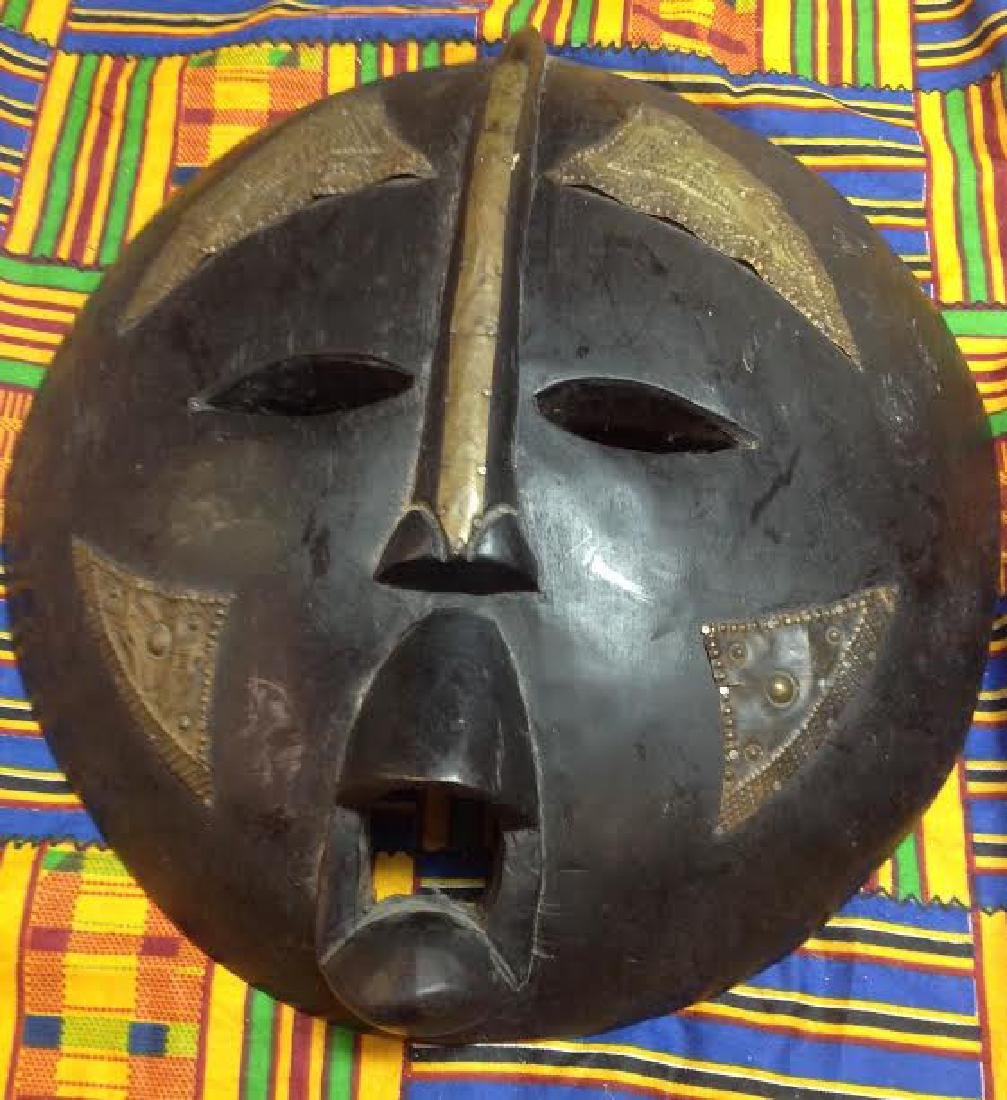 African Tribal Ceremonial Igbo Mask