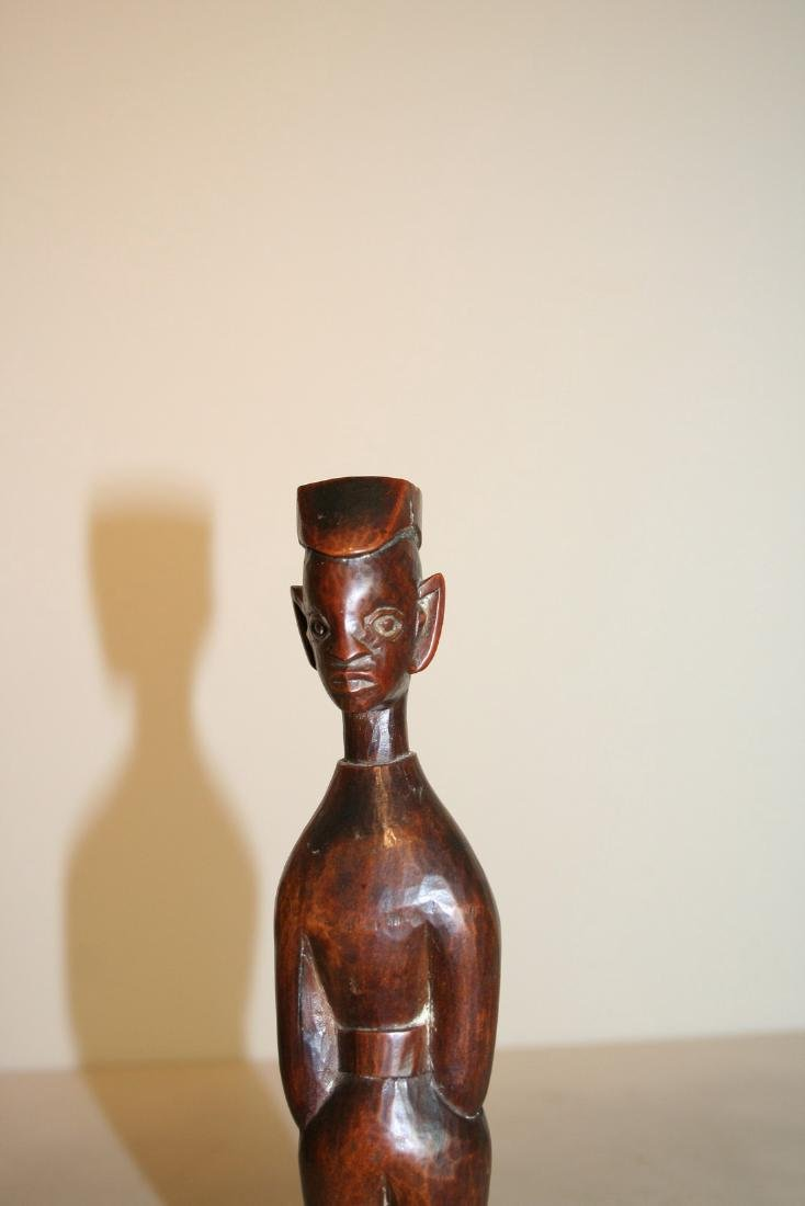 East African Colonial Figure - 2