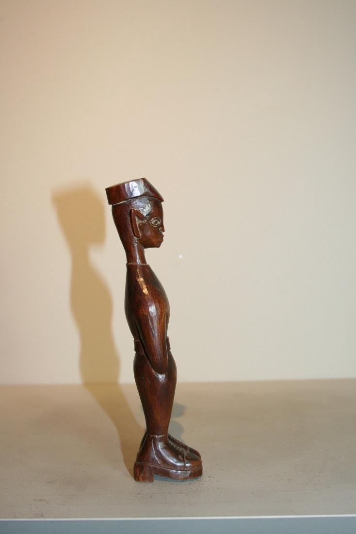East African Colonial Figure - 3