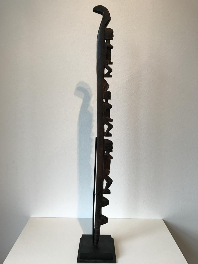 Dogon Mali Ritual Staff