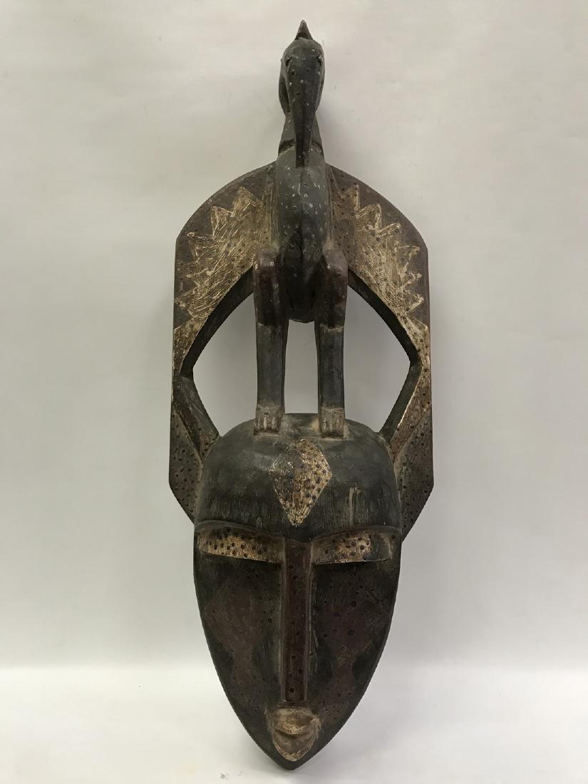 Large Senufo Mask