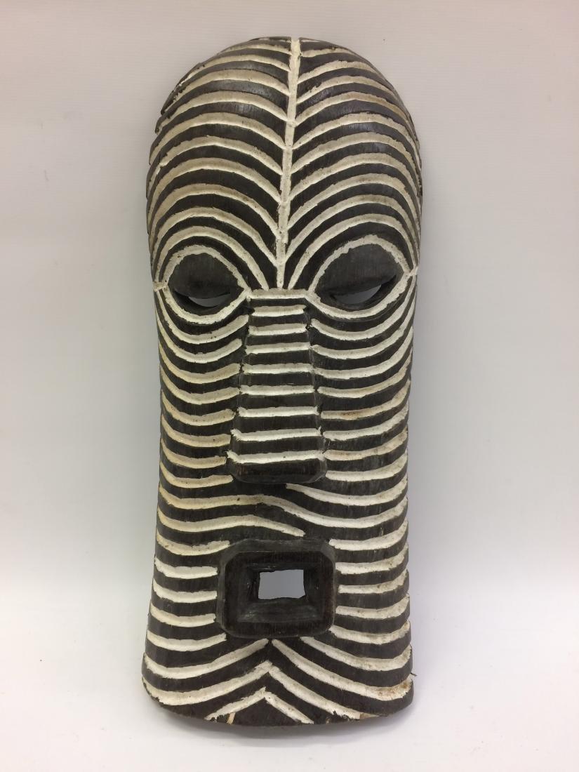 Songye Zebra Mask