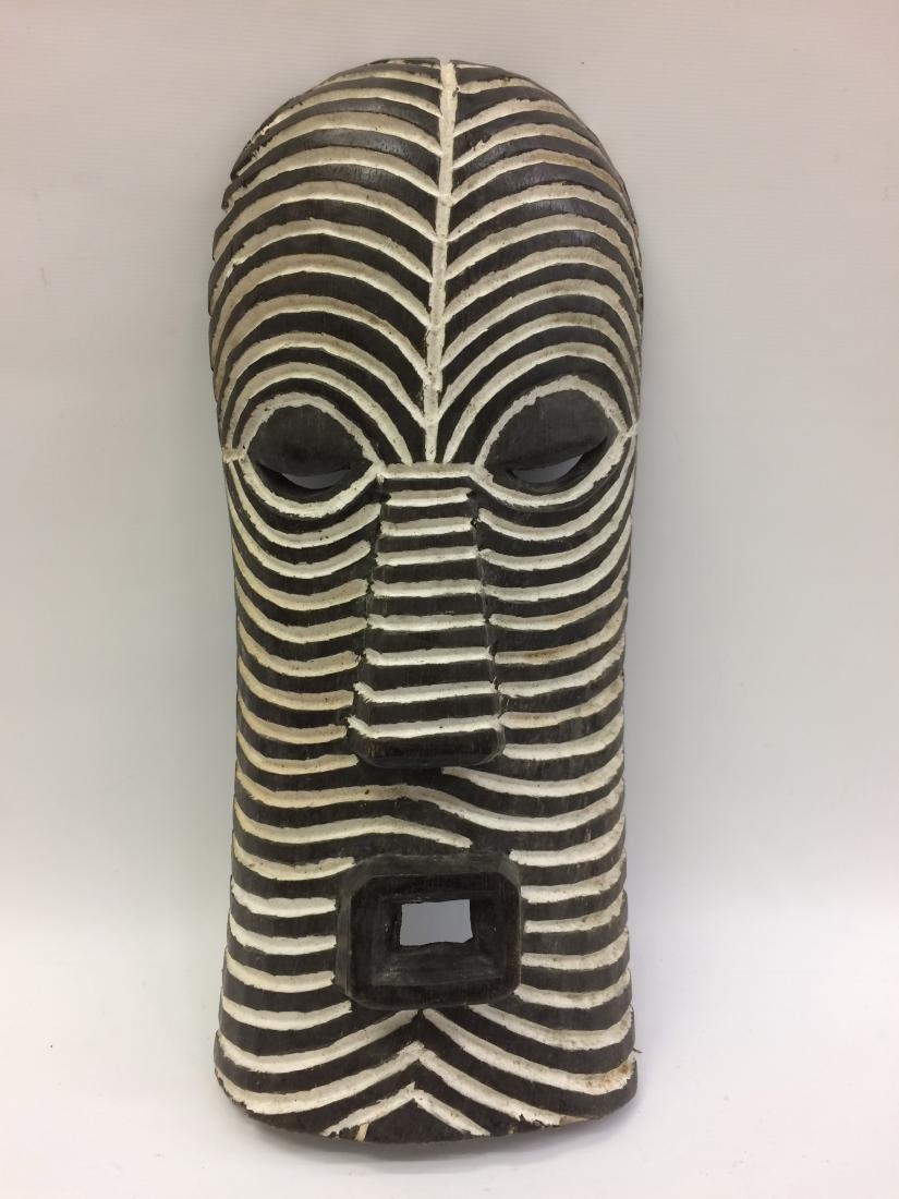 Songye Zebra Mask - 4