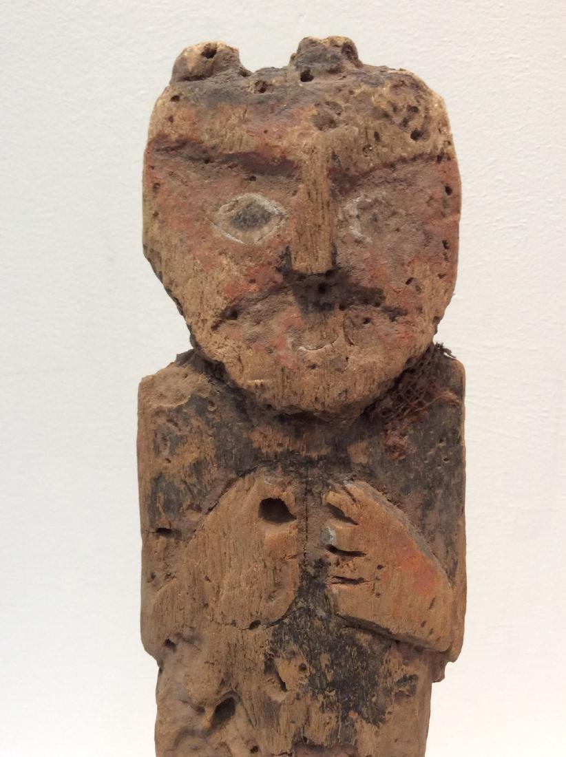 Wood Idol, Peru, Chancay - 2