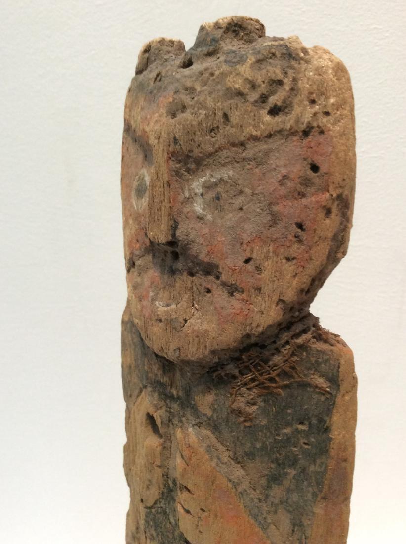 Wood Idol, Peru, Chancay - 4