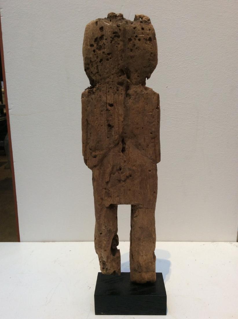 Wood Idol, Peru, Chancay - 5
