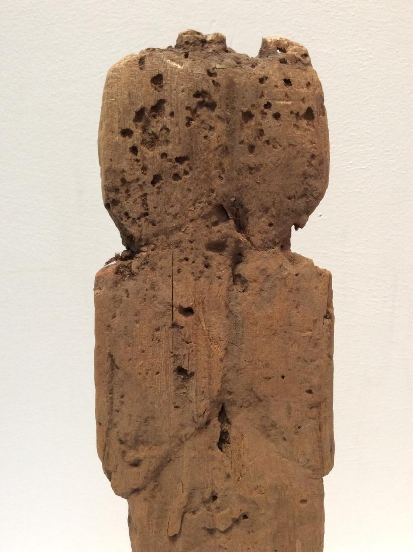 Wood Idol, Peru, Chancay - 6