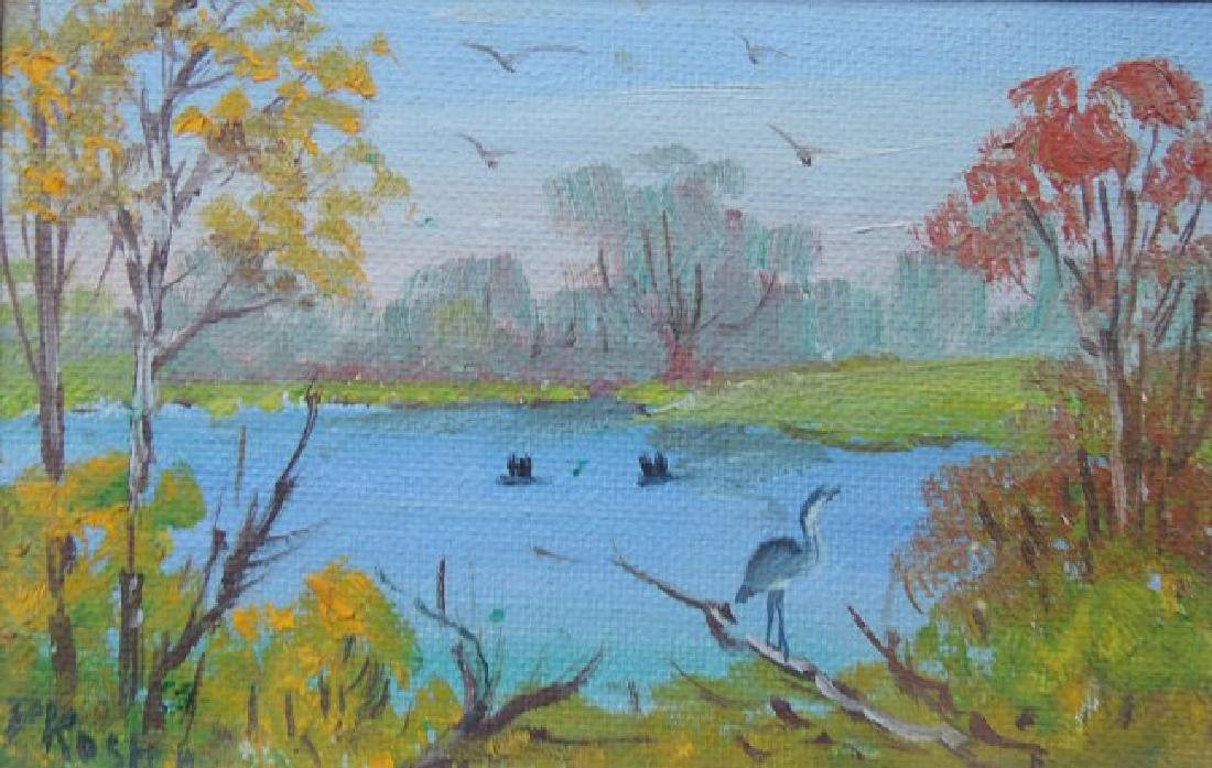Peter Koster Oil Painting - 2