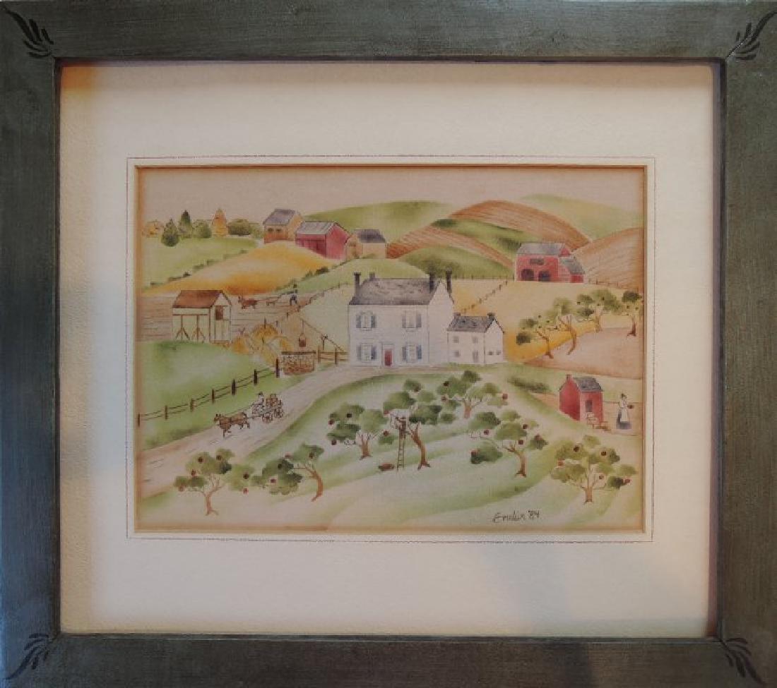 Pat Enslin Landscape