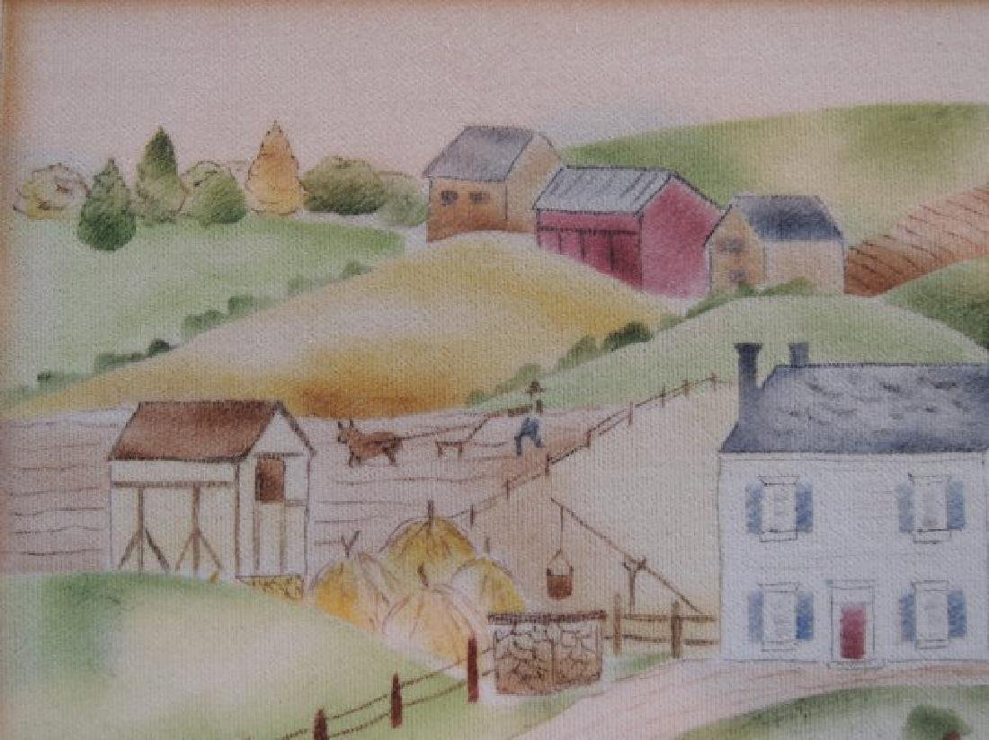 Pat Enslin Landscape - 3