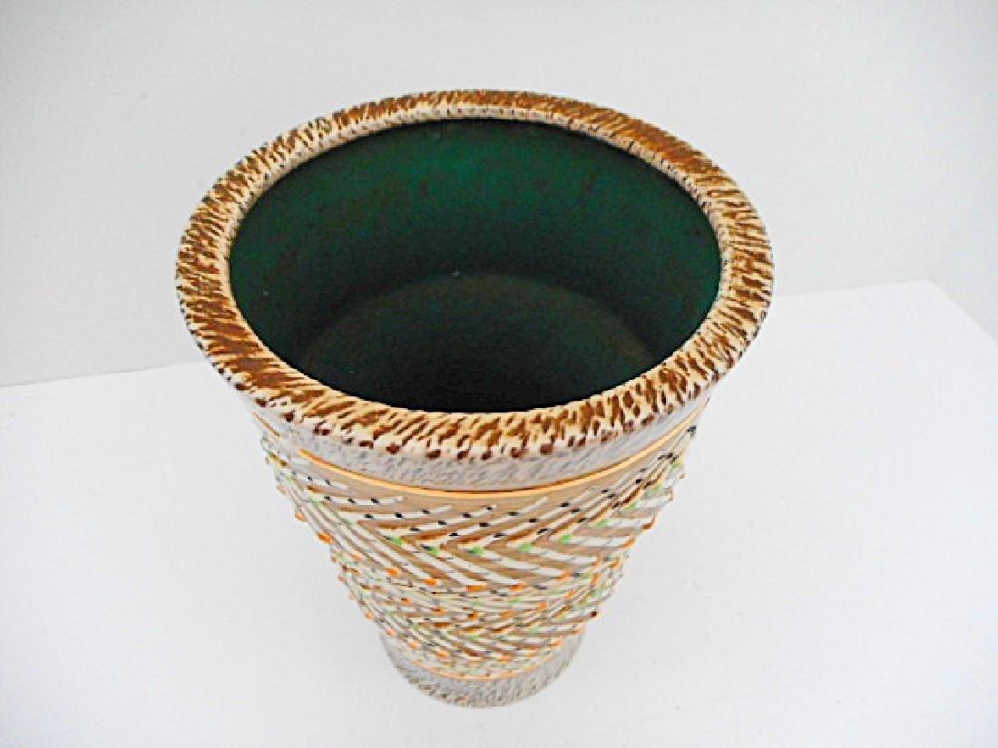 Brisdoux Mid Century Art Pottery Vase - 2